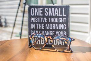 positivity message